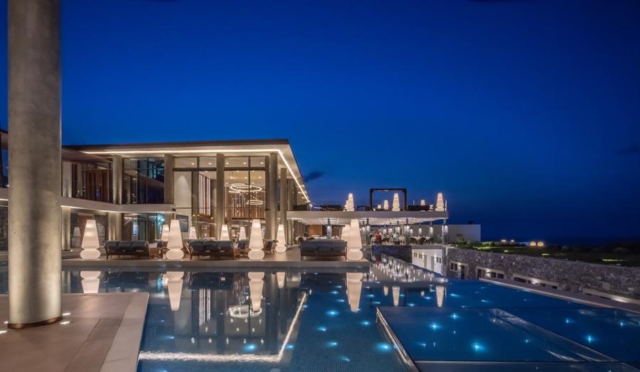 Херсониссос. Отель Nana Princess Suites Villas &SPA