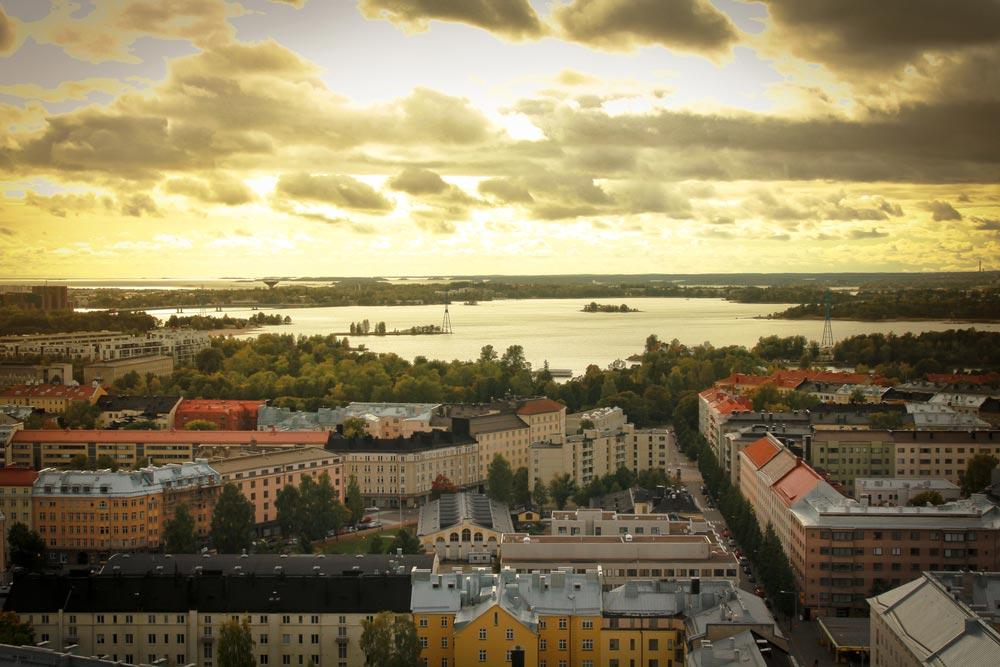 Путешествие в Финляндию