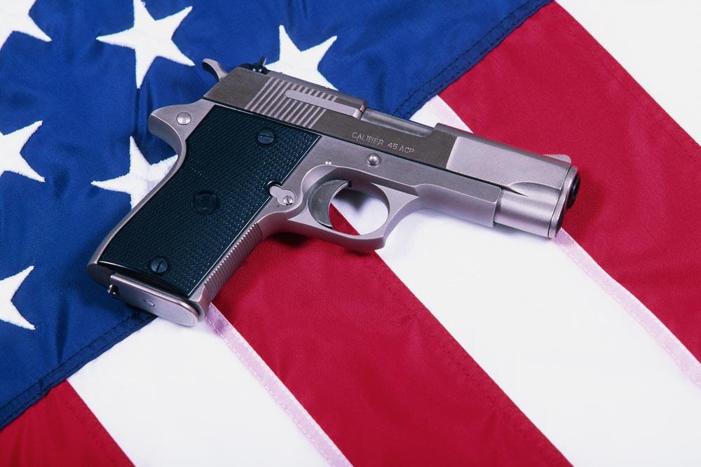 Зачем иметь оружие американским женщинам