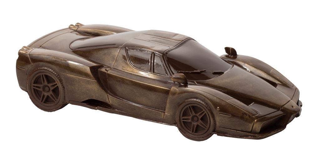 Шоколадный автомобиль