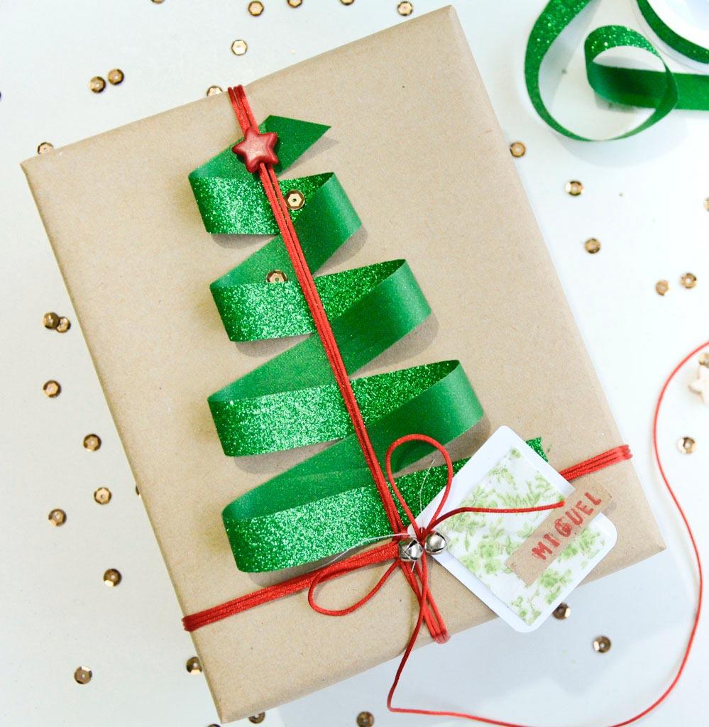 Новогодняя подарочная упаковка своими руками фото 399