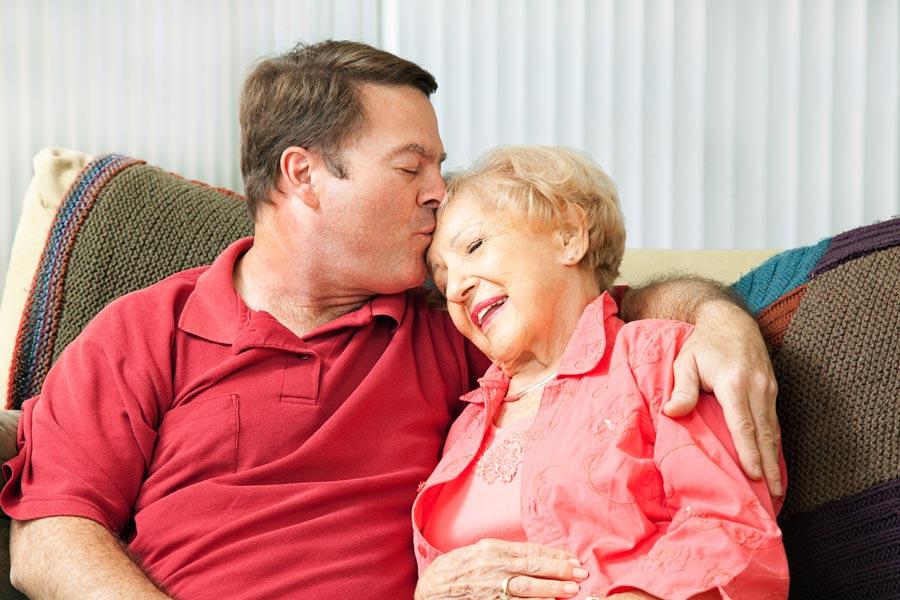 Как уменьшить вероятность падения пожилого человека