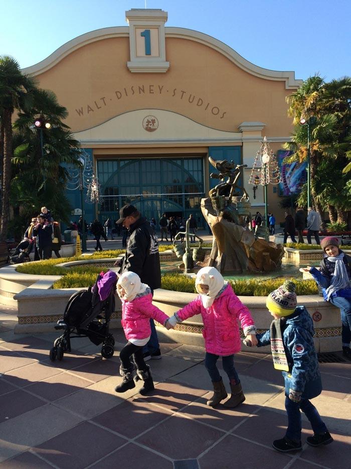 Парки развлечений для детей