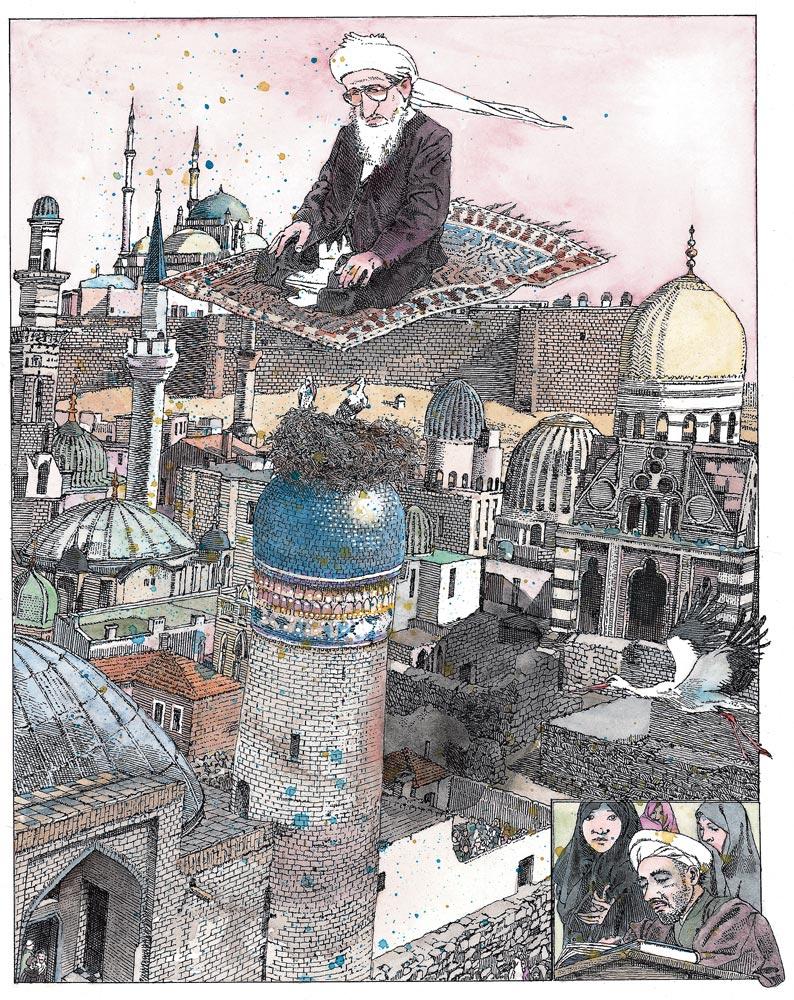 Почему ислам так распространен