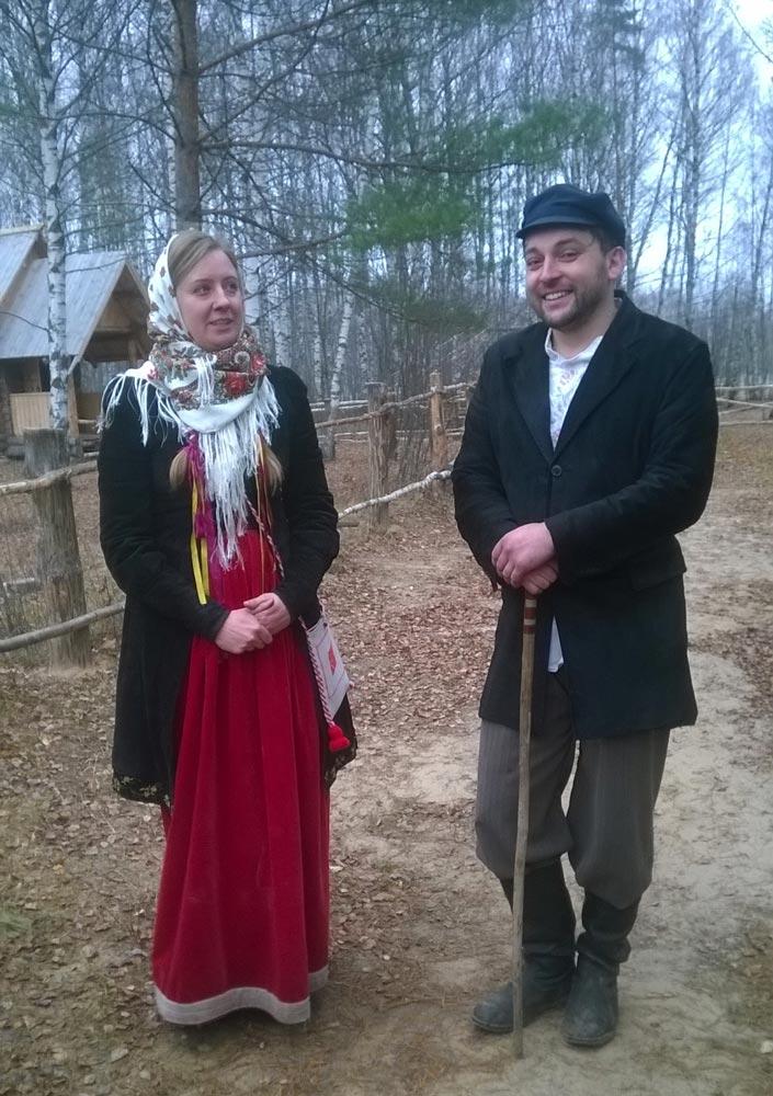 Этнографическая деревня Тыгыдым