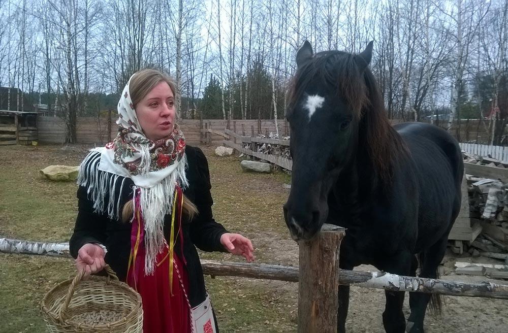 Где бьет копытом тыгыдымский конь