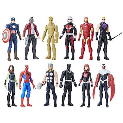 Игрушки Мстители