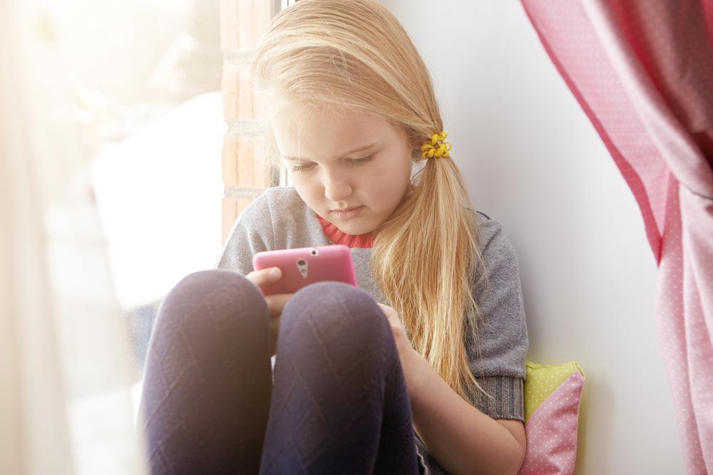 Лица ваших детей в социальных сетях