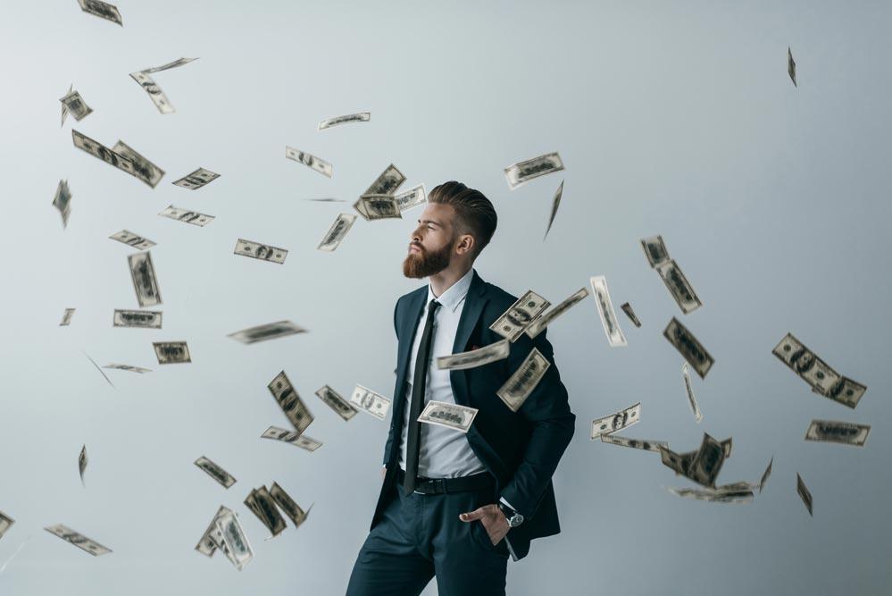 Богатый— значит украл