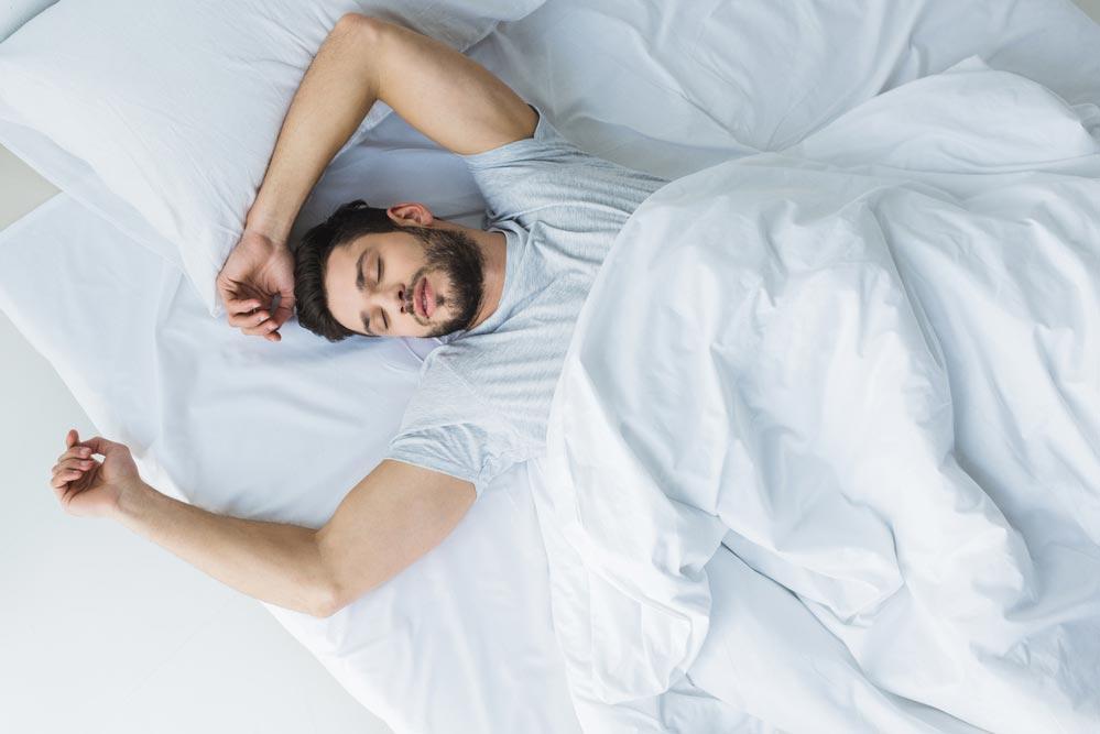 Любите спать наспине? Неделайте эти две ошибки