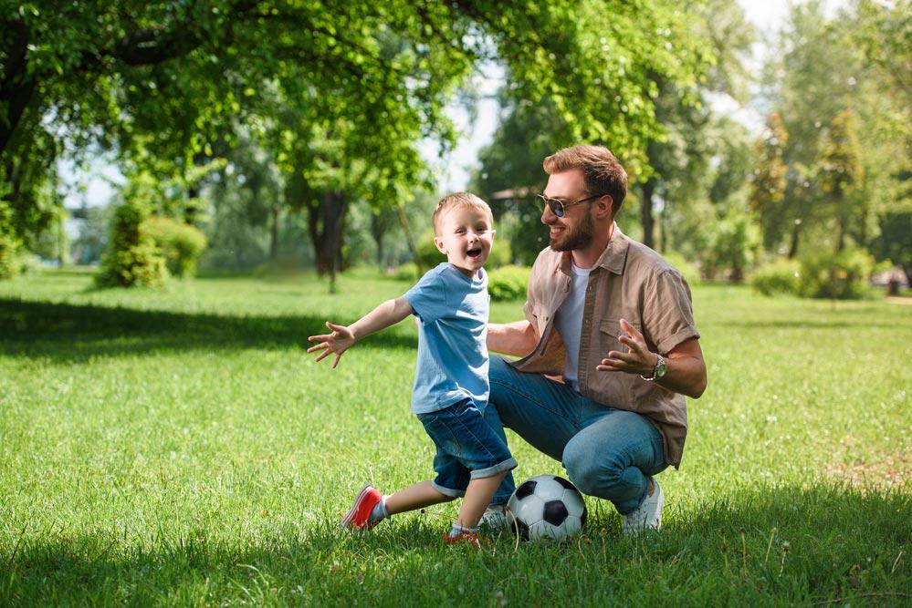 Образ отца: как онвлияет насына?
