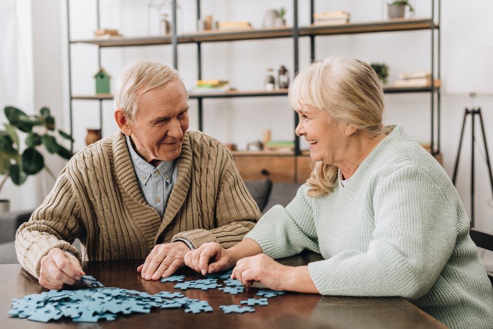 Поведение больного с деменцией