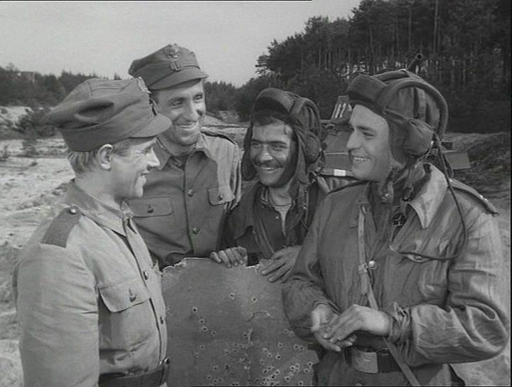 Четыре танкиста исобака