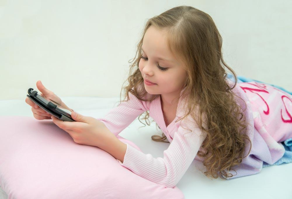 Ребенок всоциальных сетях