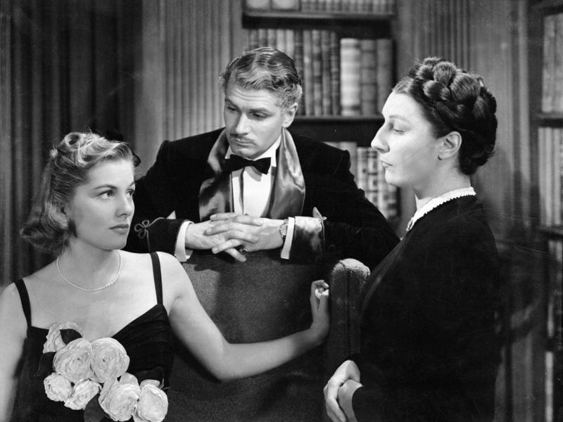 Кадр из фильма Ребекка, 1940
