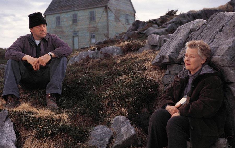 Кадр из фильма Корабельные новости, 2001