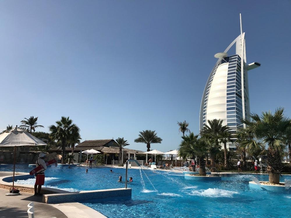 Дубай вянваре-феврале-марте