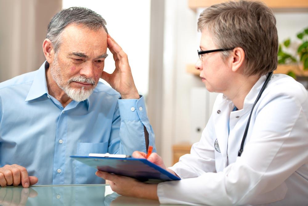 Деменция: мозг как головка сыра
