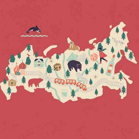 Русское счастье непостоянно
