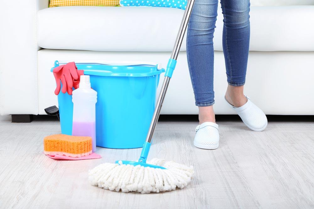 Уборка квартиры тайки