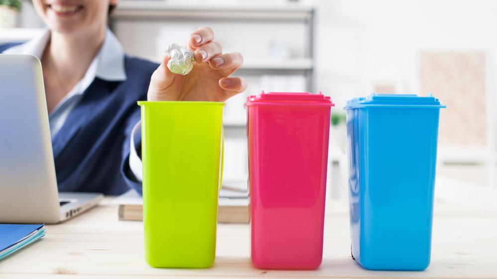 Как изменить свои привычки вотношении мусора