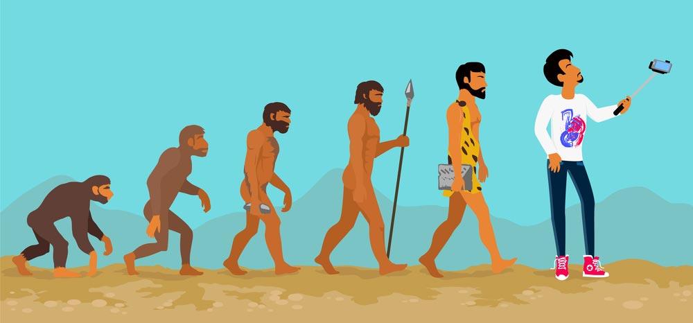 Почему первобытные люди лишились шерсти?