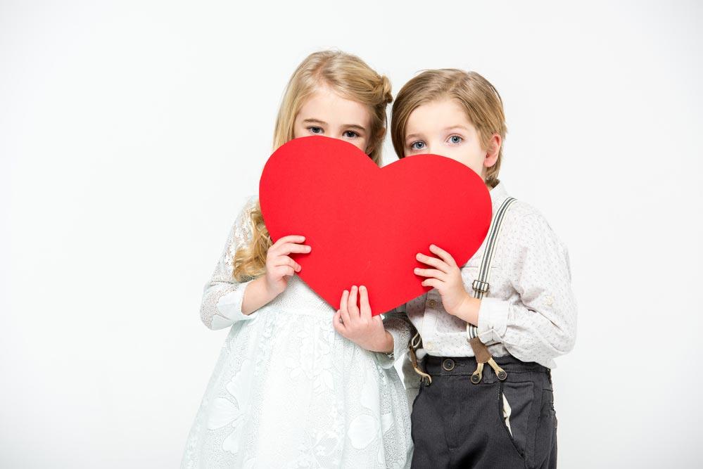 Как проявляется детская сексуальность в 4–6 лет