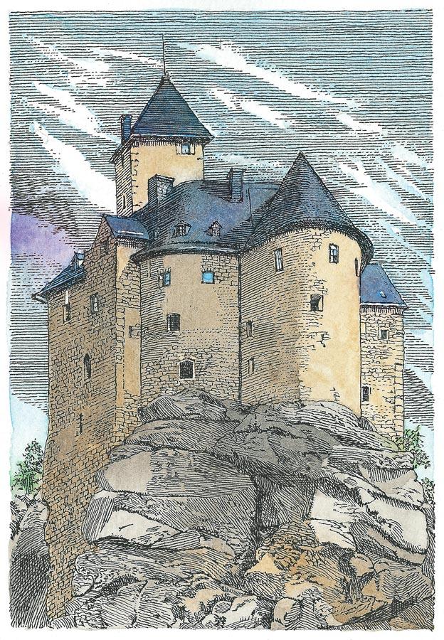 Зачем рыцари строили башни