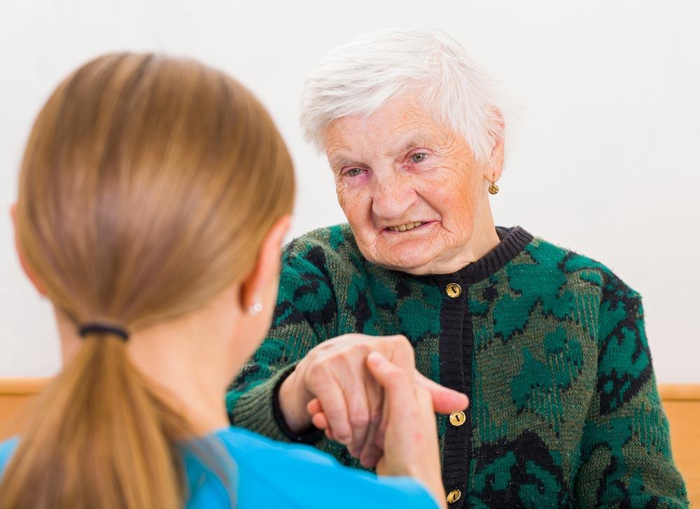 Почему убольных деменцией возникают приступы агрессии