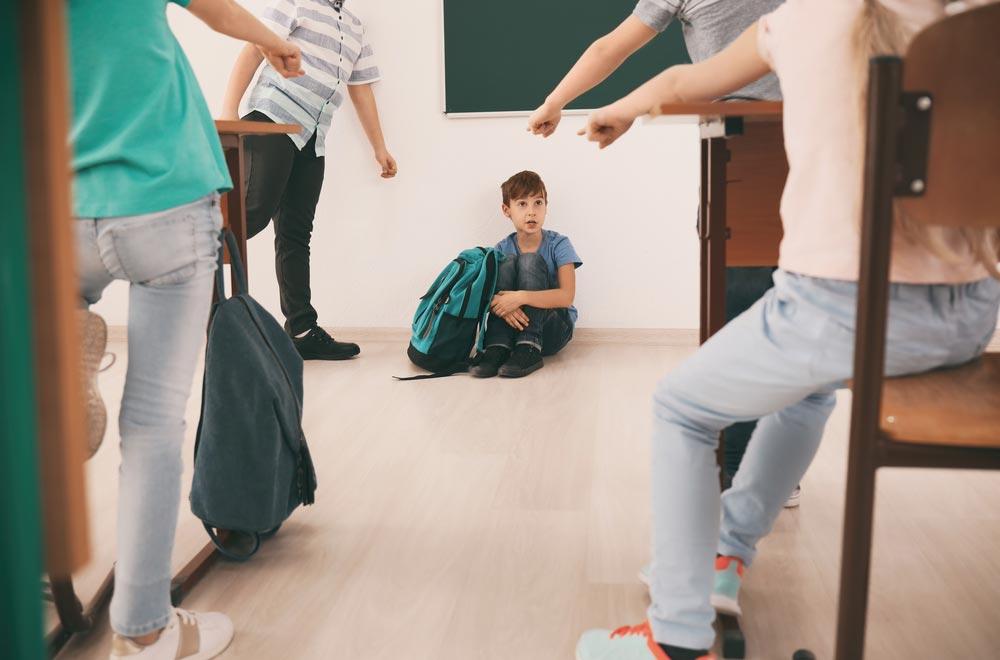 Другие формы школьной травли