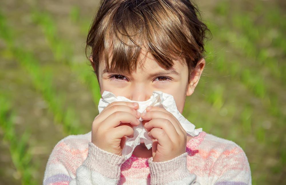 Как снизить риск развития аллергии удетей
