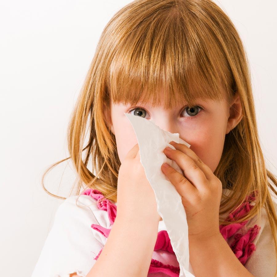 Детство вдеревне— нет аллергии
