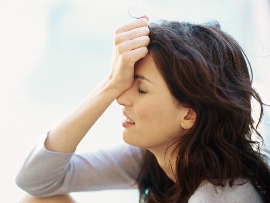 Генерализованное тревожное расстройство, симптомы