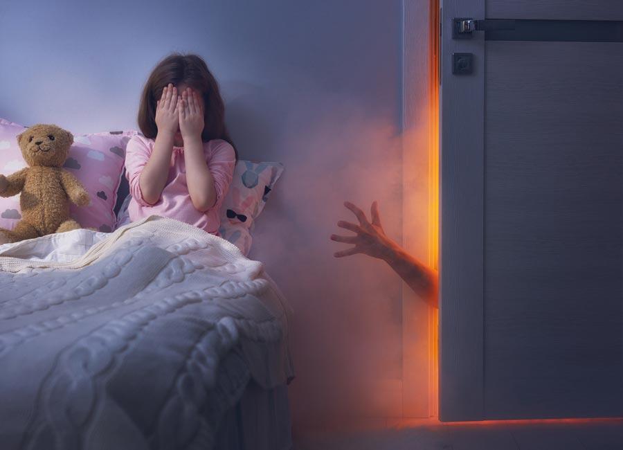 Как избавиться от страха темноты