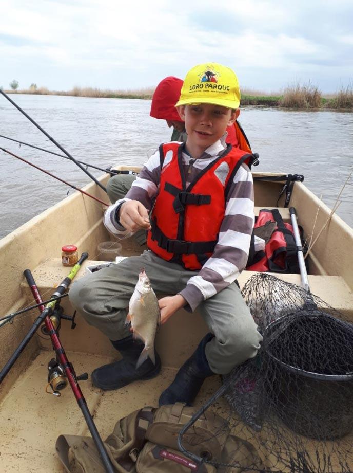 Ловля подлещиков ипрочей рыбы