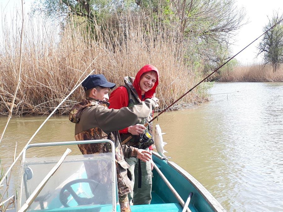 Серьезная рыбалка: ловля жереха наспиннинг