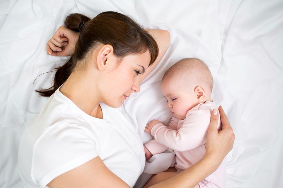 Как разделить обязанности, чтобы высыпаться