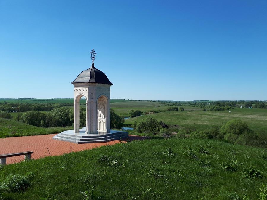Музеи Куликовской битвы в Монастырщино и Моховое Тульской области