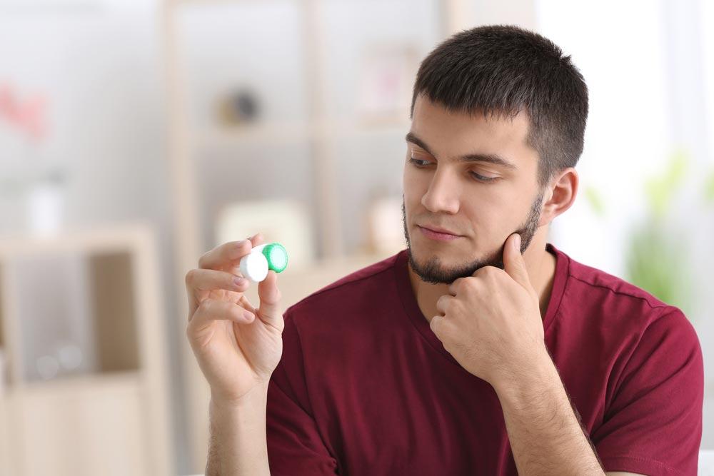 Зачем нужны перерывы вношении контактных линз?