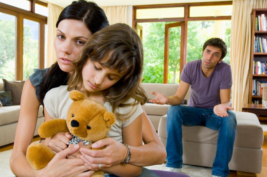 Новый муж нелюбит моего ребенка отпервого брака
