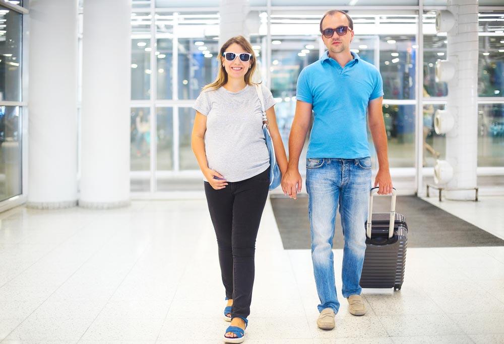 Отпуск вовремя беременности: планируем заранее