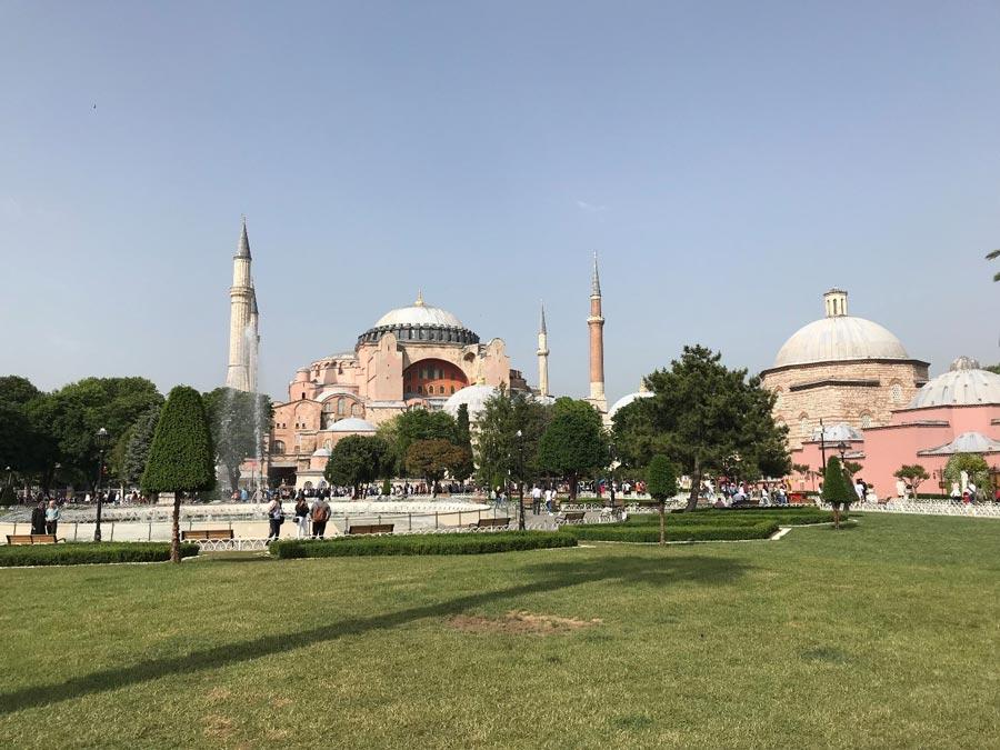 Стамбул, достопримечательности с фото