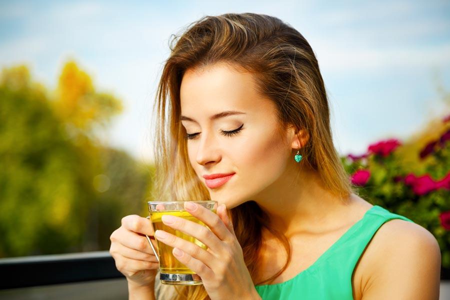 Можно ли зеленый чай всем?