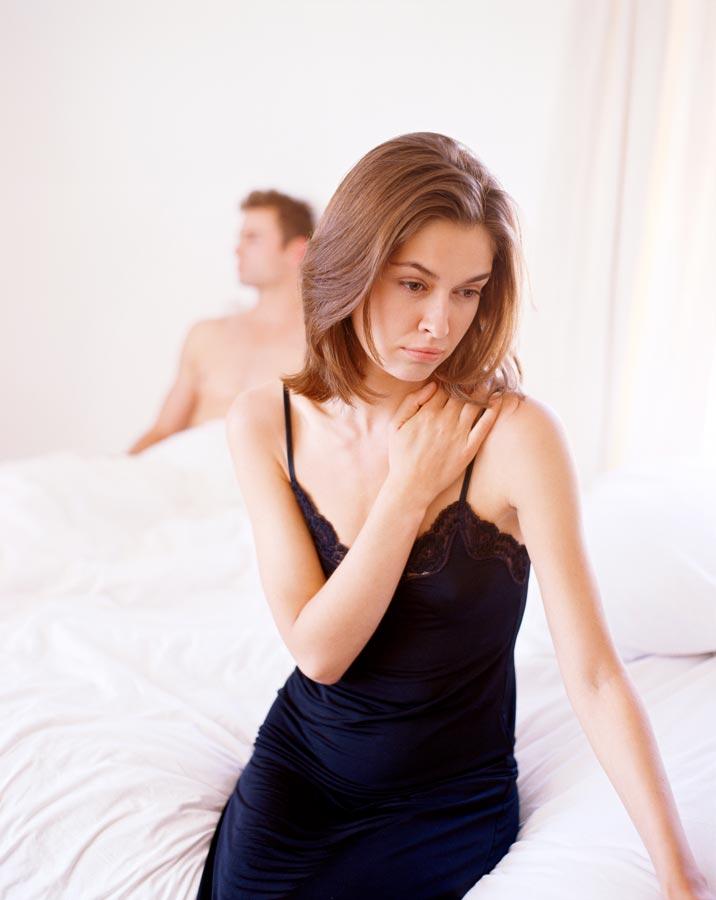 Что мешает сексу после рождения ребенка