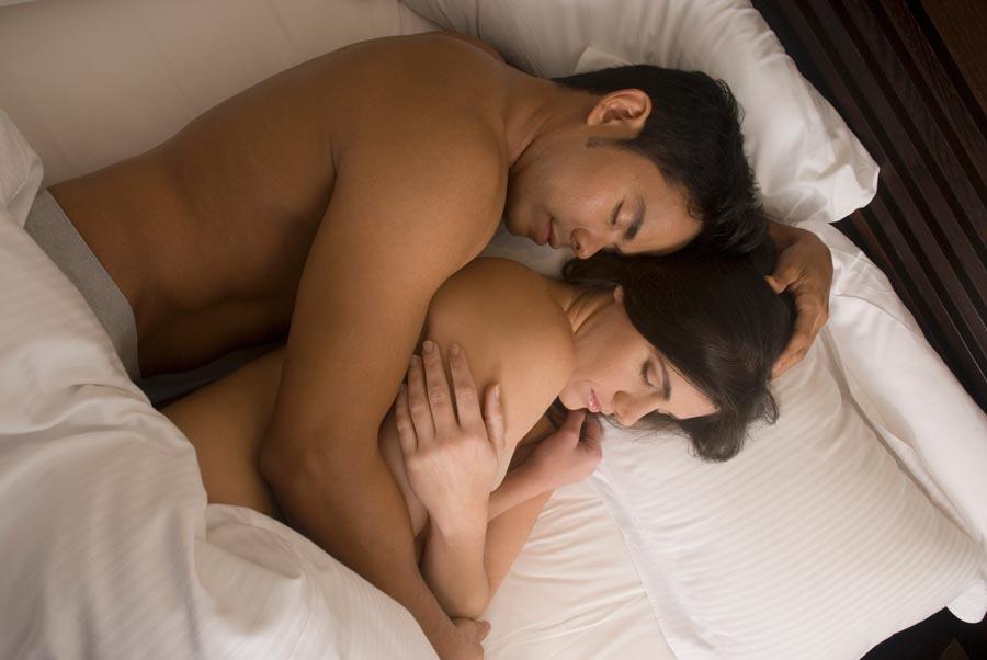 Секс раз внеделю— достаточно для счастья