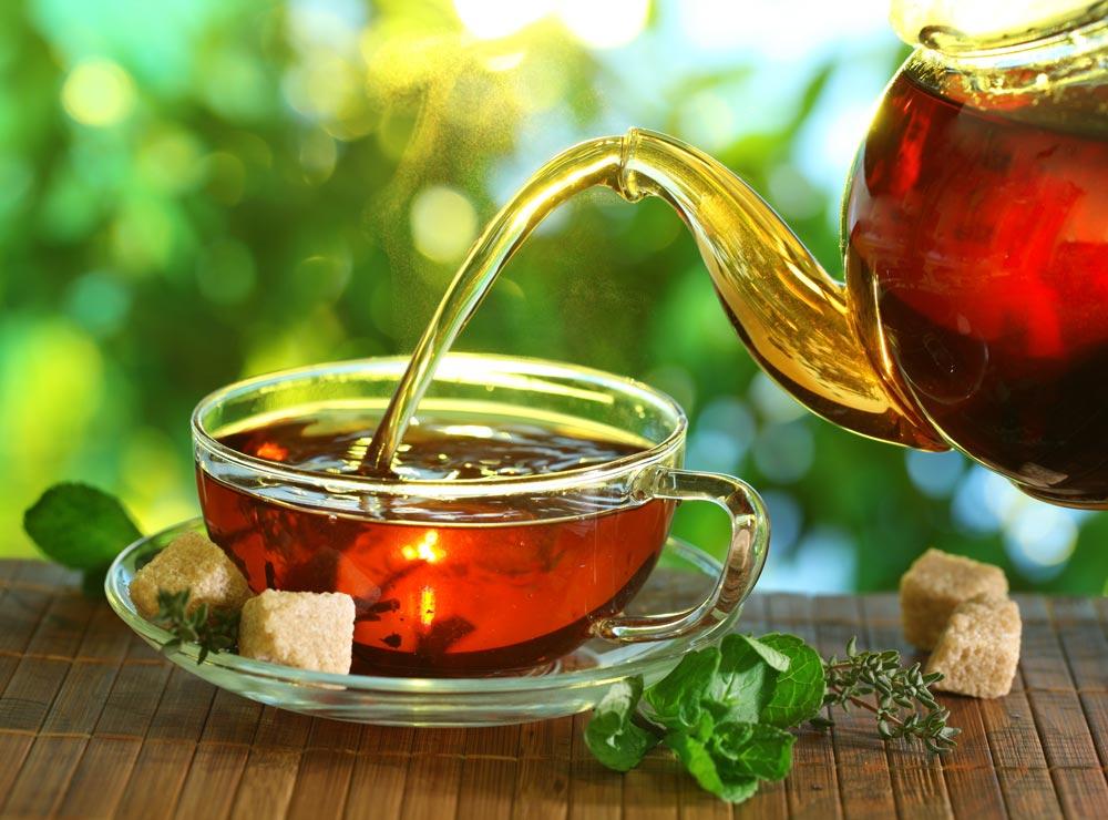 Кофе и чай для гипертоника