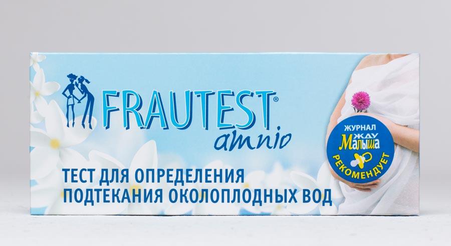 Прокладки для определения подтекания околоплодных вод