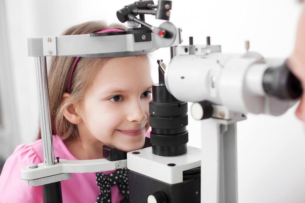 Амблиопия— детское снижение зрения