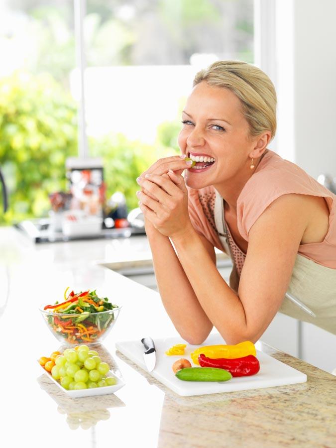 8 продуктов, которые ваш мозг готов есть каждый день.  Самая эффективная диета