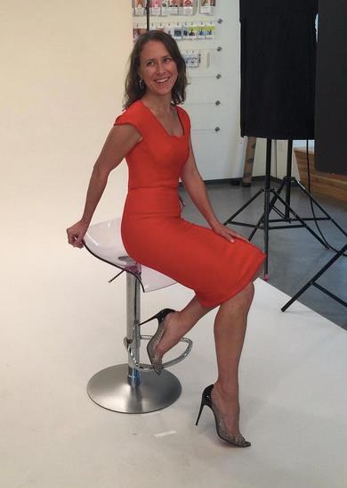 Anne Wojcicki, co-founder company 23andMe